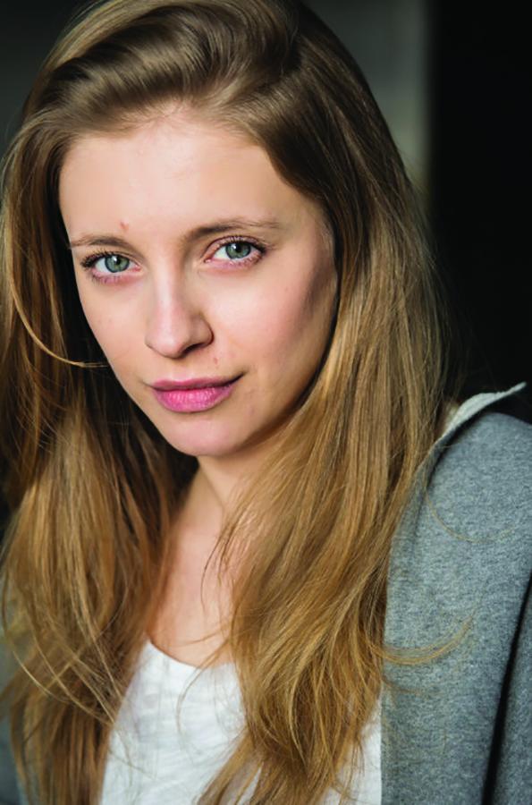 RE ACTOR Karolina Bacia
