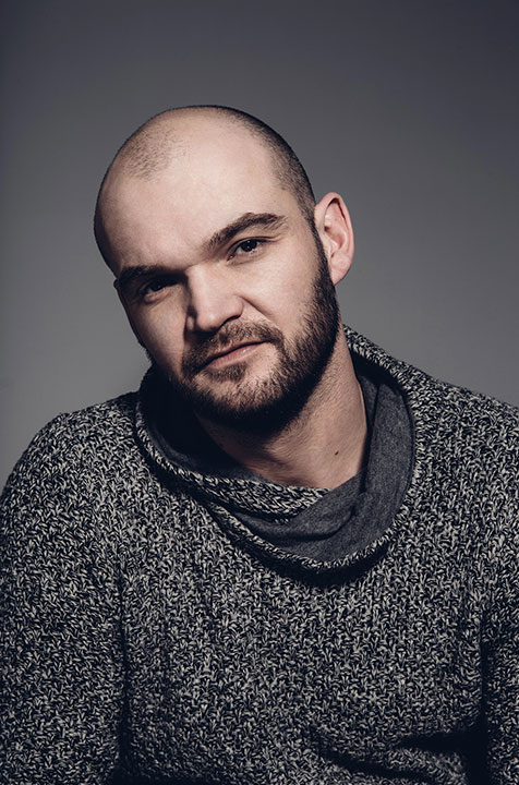 Mateusz Łasowski - Re-Actor